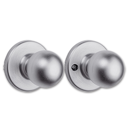 Picture of KWIKSET POLO PASSAGE - SATIN CHROME