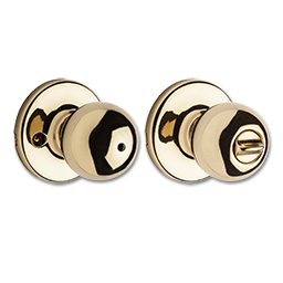 Picture of KWIKSET POLO PRIVACY - POLISHED BRASS