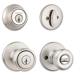 Picture of KWIKSET COMBO PACK - SATIN NICKEL