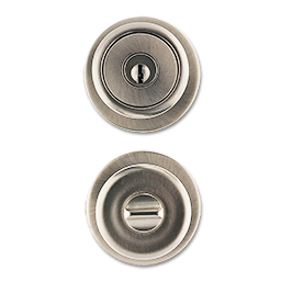 Picture of MAXWELL TULIP ENTRY LOCK - SATIN NICKEL