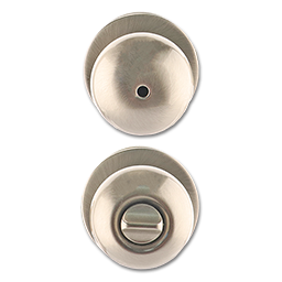 Picture of MAXWELL ROUND PRIVACY LOCK- SATIN NICKEL