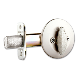 Picture of 663 X15 KWIKSET SINGLE SIDED DEADBOLT SATIN NICKEL