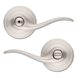 Picture of KWIKSET TUSTIN SATIN NICKEL PRIVACY LOCK
