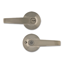 Picture of ELECTRA STRAIGHT ENTRY LEVER- SATIN NICKEL