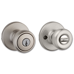 Picture of 400T X 15 KWIKSET TYLO ENTRY- SATIN NICKEL