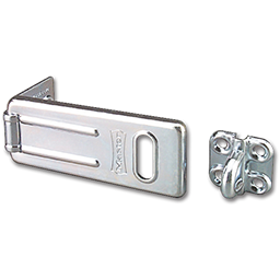 "Picture of 3-1/2"" SAFETY HINGED HASP"