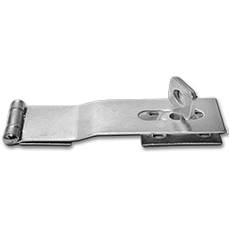 "Picture of 4-1/2"" SAFETY HINGED HASP"