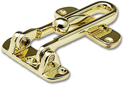Picture of SWING DOOR GUARD - POLISHED BRASS