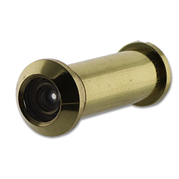 Picture of DOOR VIEWER 160° - POLISHED BRASS
