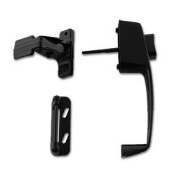 Picture of STORM/SCREEN DOOR LOCKING HANDLE - ALUMINUM