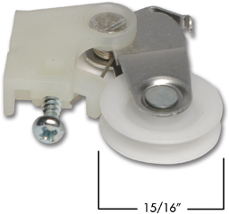 Picture of XPLORA WHEEL ASSEMBLY FOR MULTIFIT DOORS - 99-005