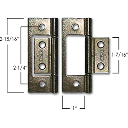 Picture of BIFOLD DOOR HINGE - PAIR
