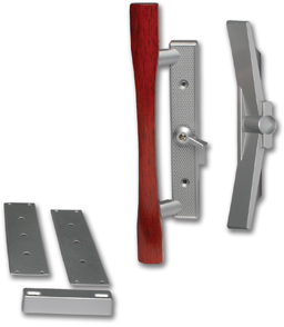 Picture of PATIO DOOR HANDLE AND LATCH SET