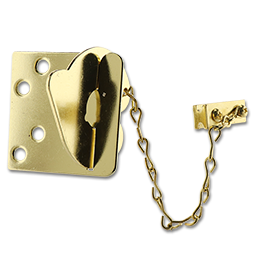 Picture of TEXAS SECURITY DOOR LOCK- POLISHED BRASS