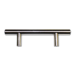 Picture of DECORATIVE CABINET PULL - SATIN NICKEL 136MM 5-3/8""