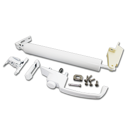 Picture of STORM/SCREEN DOOR CLOSER KIT - WHITE