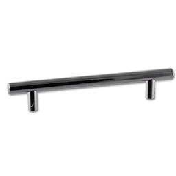 Picture of DECORATIVE CABINET PULL - POLISHED CHROME 176MM 6-5/16""