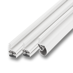 Picture of MAGNETIC WEATHERSTRIP FOR STEEL DOORS - WHITE