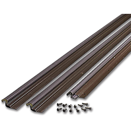 "Picture of COMPRESSION WEATHERSTRIP WITH ALUMINUM STOP - 36"" X 84"""