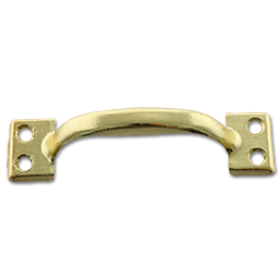Picture of SASH LIFT WINDOW PULL - POLISHED BRASS