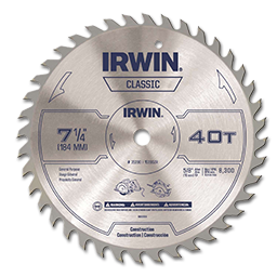"Picture of 7-1/4"" DEWALT 26 TOOTH SAW BLADE"