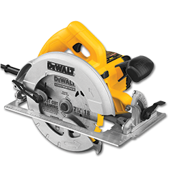 "Picture of DEWALT 7-1/4"" LIGHTWEIGHT CIRCULAR SAW"