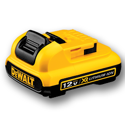 Picture of DEWALT 12V MAX LITHIUM ION BATTERY PACK