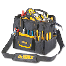 "Picture of 12"" DEWALT TRADEMANS TOOL BAG"