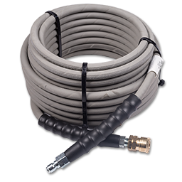 BE155 PRESSURE WASHER 50' NON-MARKING HOSE 4000 PSI