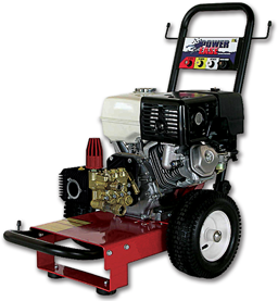 Picture of BE4013 PRESSURE WASHER - 13 HP - 4000 PSI