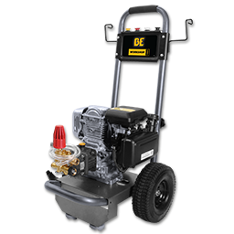 Picture of PRESSURE WASHER 5HP 2700 PSI