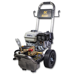 Picture of STAINLESS STEEL PRESSURE WASHER 6.5HP- 2500 PSI