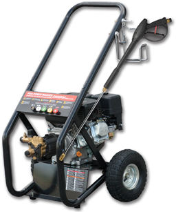 Picture of 2800 PSI PRESSURE WASHER WITH 30' QUICK DISCONNECT TERYLENE HOSE