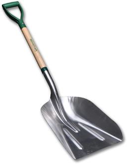 Picture of ALUMINUM SCOOP/SHOVEL