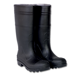 Picture of PVC KNEE BOOT- SIZE 11
