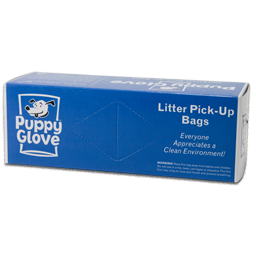 Picture of PUPPY GLOVE DOG PICK UP BAGS - 30 BOXES/CS