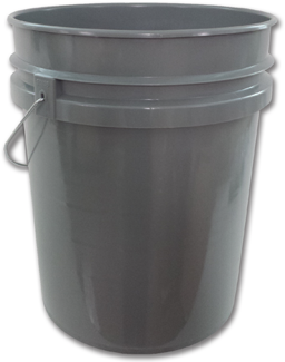 Picture of 5 GALLON PLASTIC PAINT BUCKET- NO LID