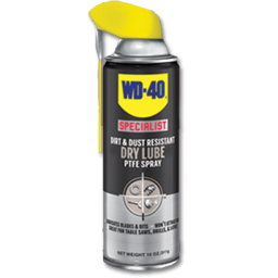 Picture of WD-40 SPECIALIST DRY LUBE 10 OZ. CAN ( BLUE WORKS-DRY LUBE)
