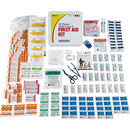 Picture of 50 PERSON FIRST AID KIT