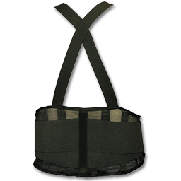 Picture of BACK SAFETY SUPPORT- X-LARGE (WAIST 46-56)