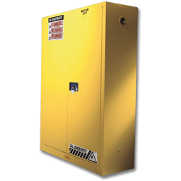 "Picture of 30 GALLON SAFETY CABINET - SELF-CLOSING - 44"" X 43"" X 18"""