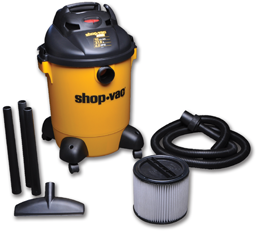 Picture of 10 GALLON WET/DRY VACUUM