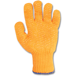 Picture of PVC COATED STRING KNIT GLOVES - LARGE
