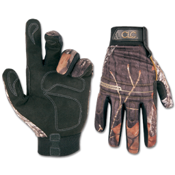 Picture of MOSSY OAK BACKCOUNTRY GLOVES- LARGE
