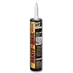 Picture of DAP BEATS THE NAIL CONSTRUCTION ADHESIVE - 10.3 OZ