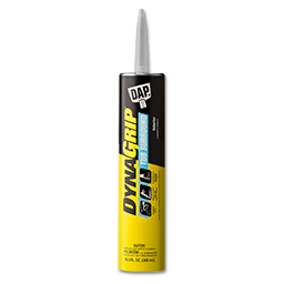 Picture of DYNAGRIP TUB SURROUND ADHESIVE - 10.3 OZ. CARTRIDGE