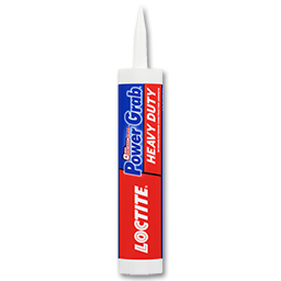 LOCTITE POWER GRAB EXPRESS HEAVY DUTY EXTERIOR ADHESIVE - 9 OZ.