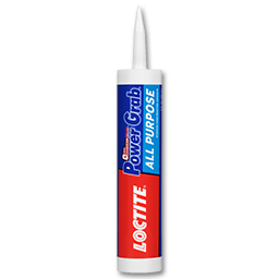 Picture of LOCTITE POWER GRAB EXPRESS ALL-PURPOSE ADHESIVE INTERIOR- 9 OZ.