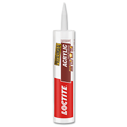 Picture of POLYSEAMSEAL ACRYLIC WHITE CAULK W/SILICONE - 10 OZ.