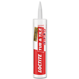 Picture of POLYSEAMSEAL TUB & TILE WHITE CAULK - 10 OZ.
